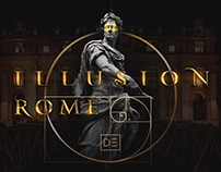 Illusion Rome — Artwork