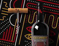 Scacciapensieri - Label Wine
