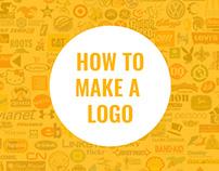 How to Make a Logo - 6 Basic Tips