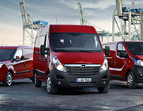 Opel - Commercial Vehicles - Radio ad