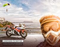 Honda - Moto
