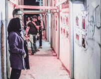 WaraQ art foundation, Al Satoor Exhibition