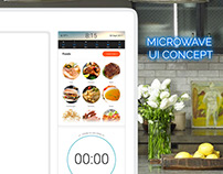 Microwave UI concept