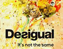 Desigual branding