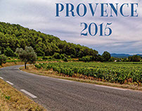 One nice holiday day in Provence, The France