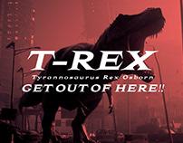 T-REX - FONT