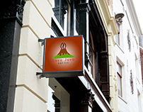 Lava Java Coffee Logo