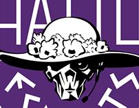 Kukkahattu eSports Logo Design