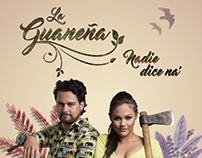 La Guaneña - Nadie Dice Na' / Cover Art