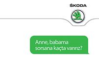 ŠKODA PRINT AD.