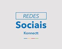 Konnectt - Redes Sociais