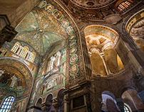 Le chiese romaniche a Ravenna