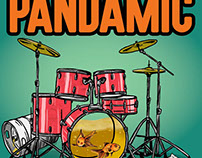 Pandamic Tour Poster