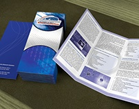 Technology Tri Fold Brochure Design