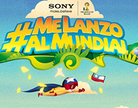Sony / #MeLanzoAlMundial