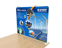 Trade Show Booth Design Clean Power Show