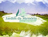 Jardim da Memória | Branding