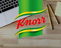 Knorr - Vía Publica