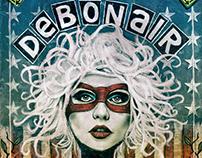 Debonair T Shirt/Poster Design