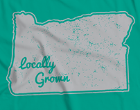 Locally Grown T-Shirts