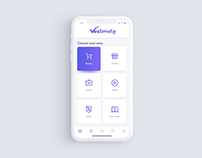 Vestimate - User Options for Trading iPhone App