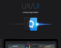 Q-page — Landing Page Builder