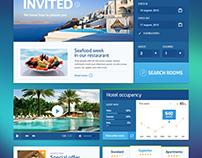 Hotel Reservation UI Kit