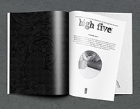 High Five Booklet