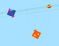 Childhood memories-Lost kites