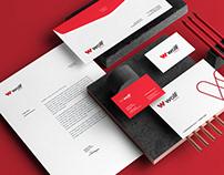 Rebranding - Wolf Imobiliária