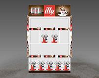ILLY_Shelf Branding