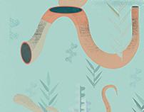 Seafood story || Illustration