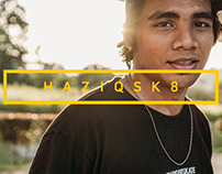 Short Documentary: HAZIQSK8