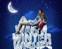 Warm Winter Poster ( option B )