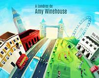 A Londres de Amy