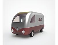 Experience Design for Autonomous Vehicle