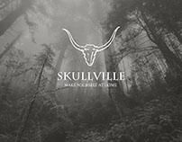 Skullville Logo
