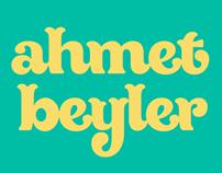 Ahmet Beyler Logotype