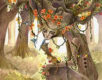 The Forest Goddess