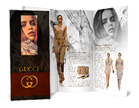 Gucci Brochure