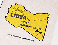 RANDOM FACTS | Icon / Editorial Design