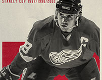 NHL Legends Posters