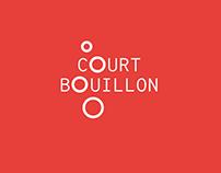Court Bouillon - Identité visuelle