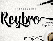 Free Font of the Week - Reybro
