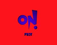 ON!Fest REbranding