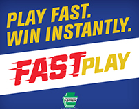 Pennsylvania Lottery - Fast Play Game