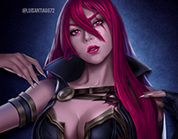 League of Legends Katarina