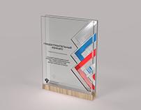 Приз для конкурса Министерства строительства РФ