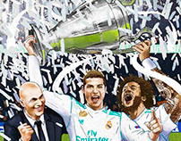 Cycle Media | Champions League Final