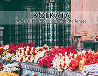 KOLKATA - a feast for the senses and the lenses